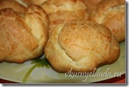 Пирожные Пти-Шу. Рецепт моей бабушки