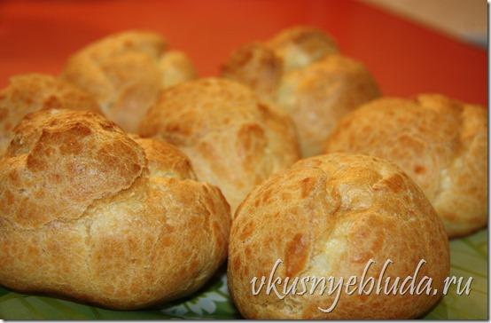 Кликните на это фото и узнайте, КАК Вам приготовить для себя самостоятельно вкусные *Пирожные Пти-Шу* по рецепту моей любимой бабушки...