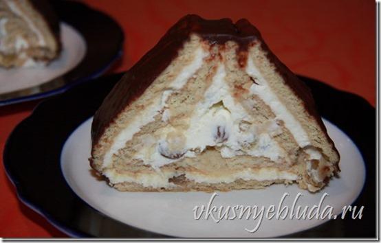 Пройдите по этой ссылке, чтобы узнать простой рецепт приготовления очень вкусного Торта *Творожный Домик* !..