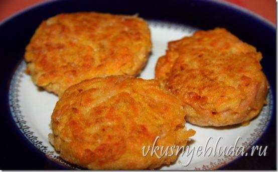 Пройдите по ссылке, нажав на фото и узнайте, КАК быстро приготовить из Моркови вкуснейшие котлеты!..