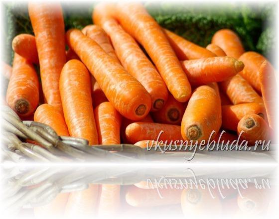 Важно знать и понимать, что различные Блюда с морковкой и сама Морковь - сырая и варёная - исключительно полезны детям всех возрастов!..