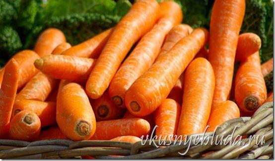 Эта картинка ведёт по ссылке в статью *Оранжевое лакомство* - о Пользе Морковки!..