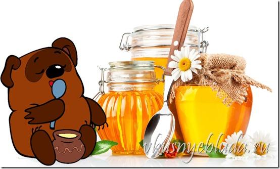 Эта картинка по ссылке ведёт в рецепт Аппетитных Гречишных Блинчиков с Мёдом - кушайте на доброе здоровье!..