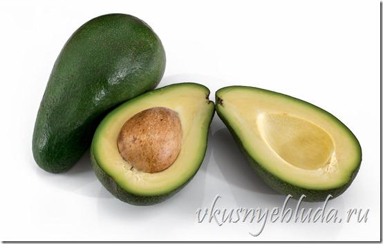 Соус Гуакамоле традиционно приготовляется из Авокадо...