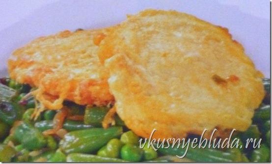 Пройдите по ссылке этого фото и узнайте вкусный Рецепт блюда *Свиные отбивные в сыре...